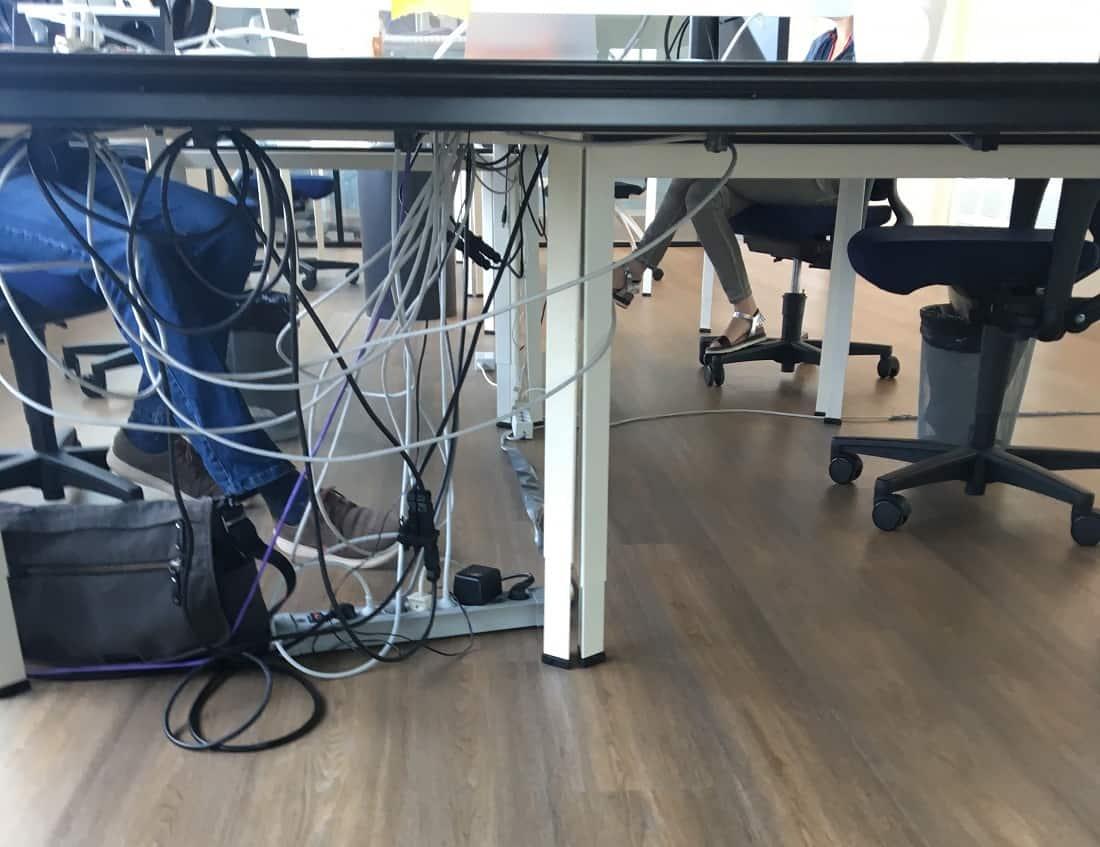 kabels-wegwerken