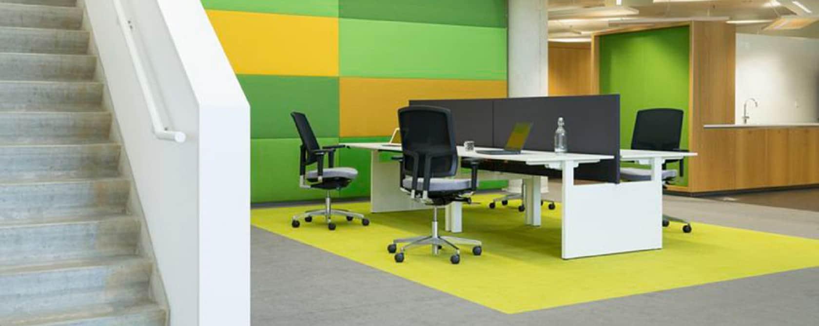 Hagele-bureaustoelen